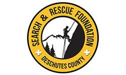 Deschutes County Search and Rescue Retina Logo