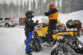 SAR ATV Team