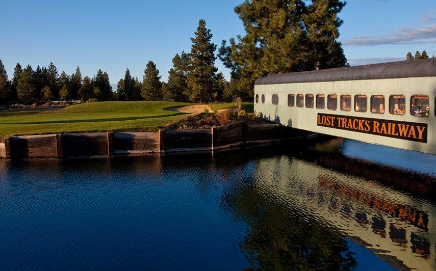 Lost Tracks Golf Club