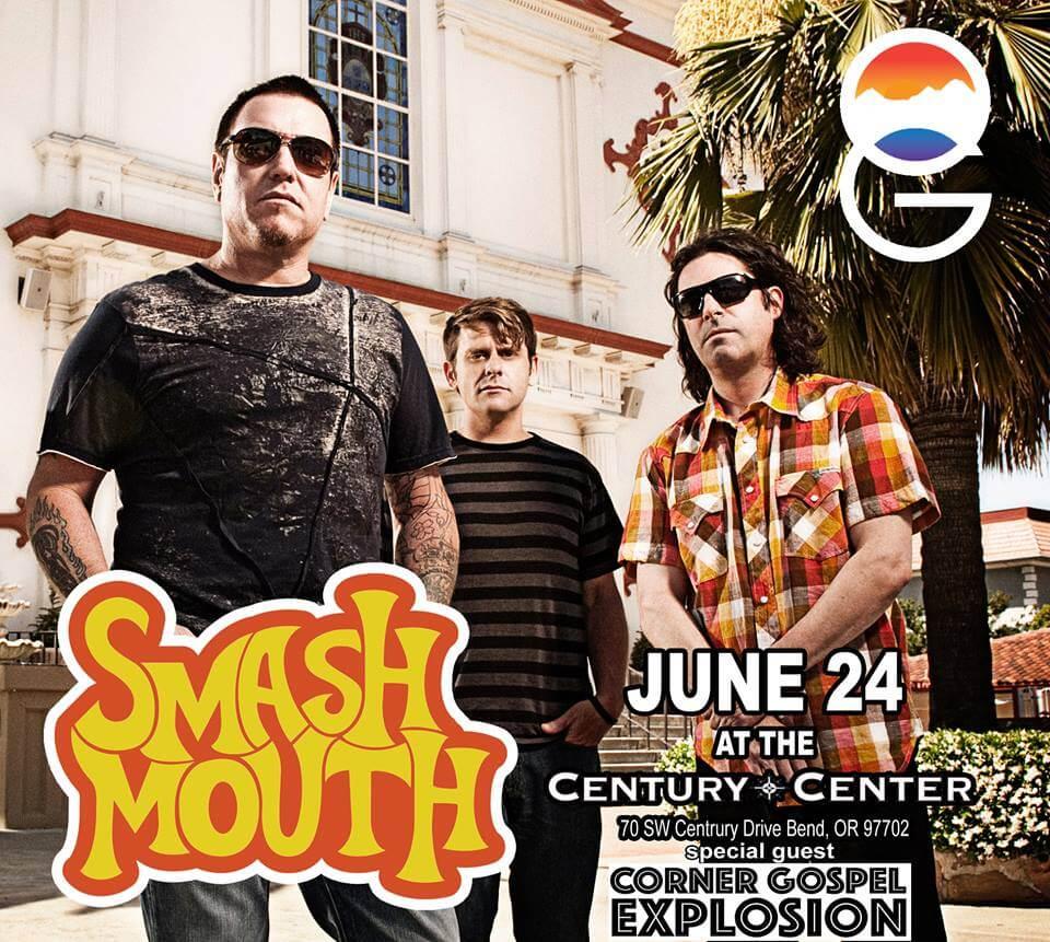 Smash Mouth Concert Bend Oregon