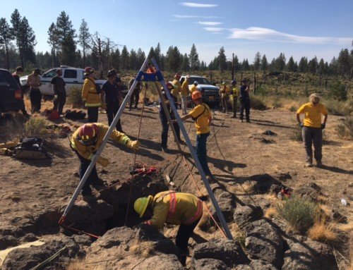 BEND MAN INJURED IN BESSIE BUTTE CAVE FALL
