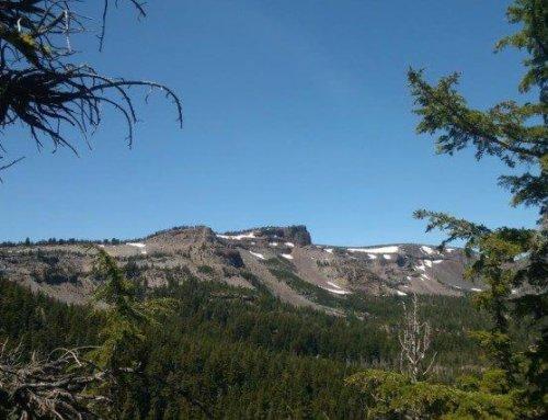 SAR Assists Lost Hiker Near Tam McArthur Rim Trail