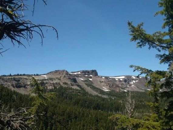 SAR Assists Lost Hiker Near Tam McArthur Rim Trail