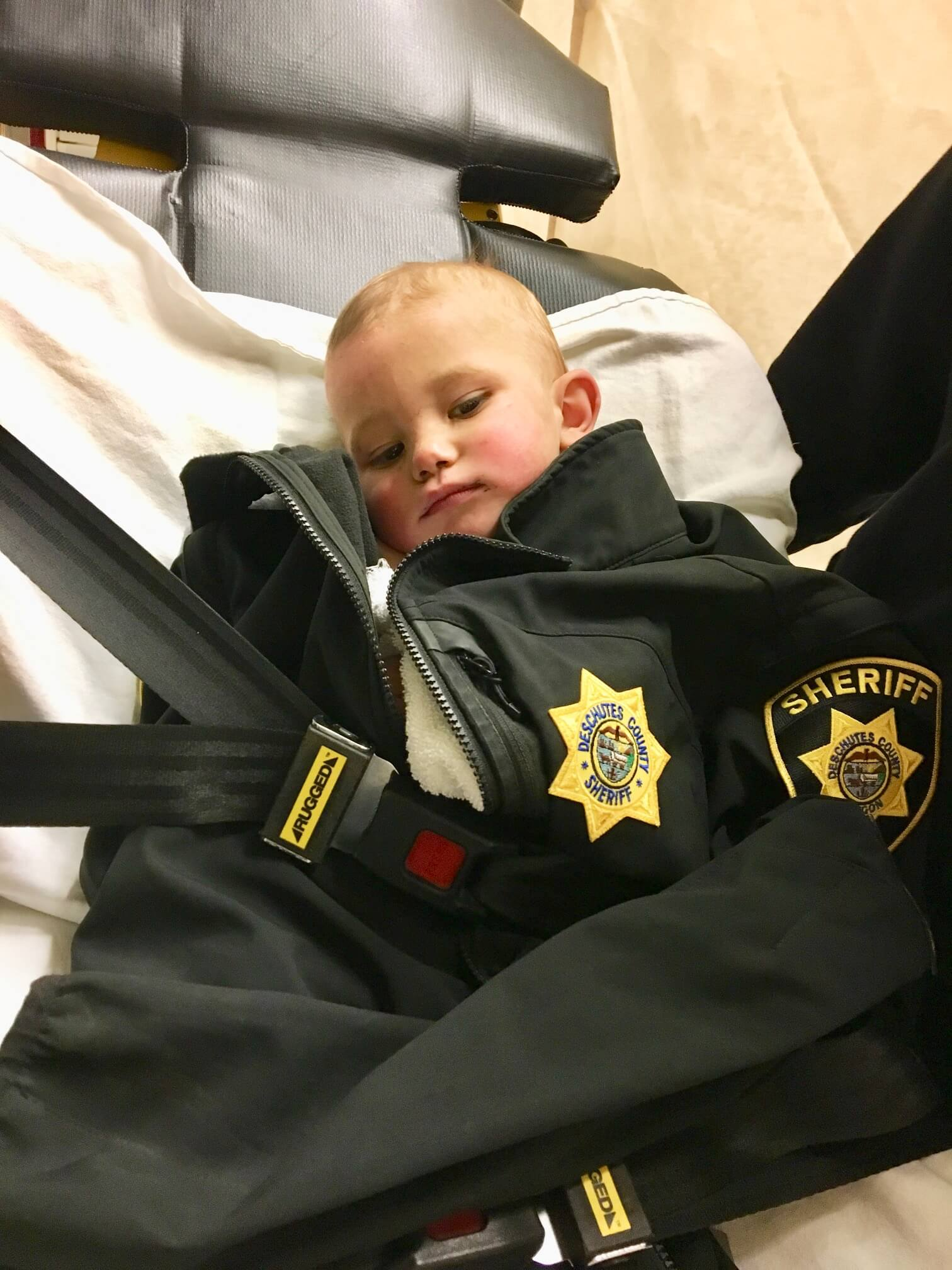MISSING ONE YEAR OLD SOUTH OF BEND